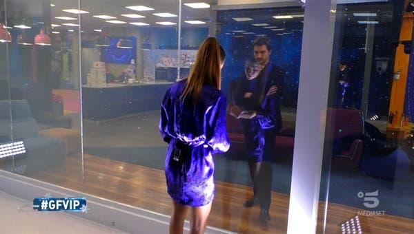 Andrea incontra Natalia - GF Vip 5
