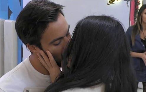 Bacio Salemi e Pretelli