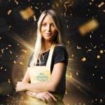 Bake Off Italia 2020 - La vincitrice Sara Moalli