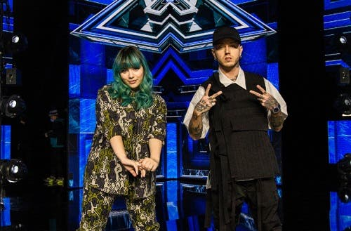 Casadilego e Lazza - X Factor 2020