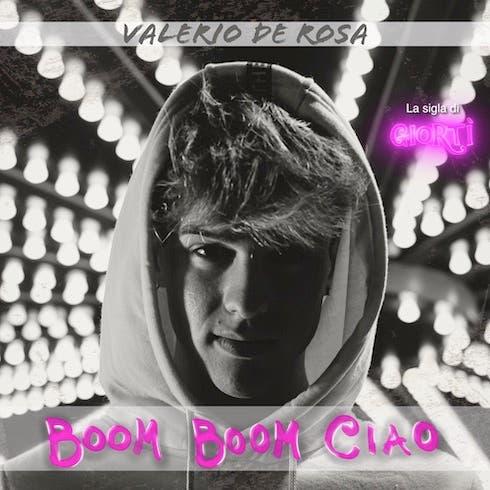 Boom Boom Ciao, la sigla di Giortì cantata da Valerio De Rosa