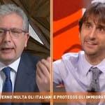 Dritto e Rovescio, Gianfranco Librandi vs Giovanni Donzelli