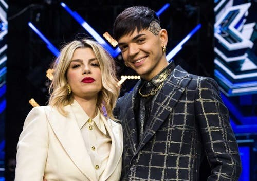 Emma e Blind - X Factor 2020