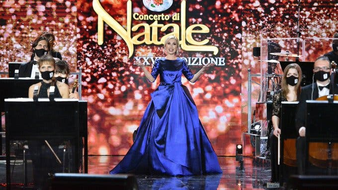 Federica Panicucci - Concerto di Natale