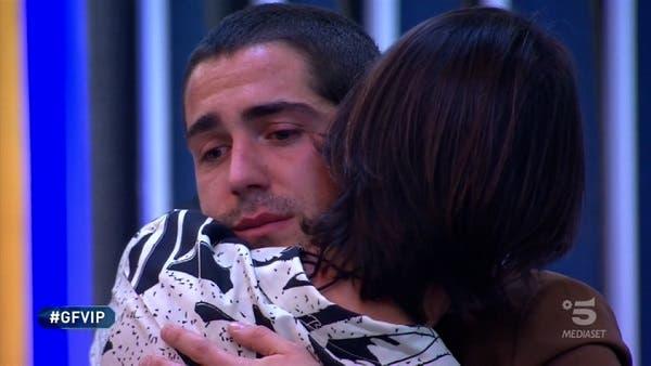 Francesco saluta Tommaso - GF Vip 5