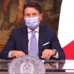 Giuseppe Conte, conferenza stampa