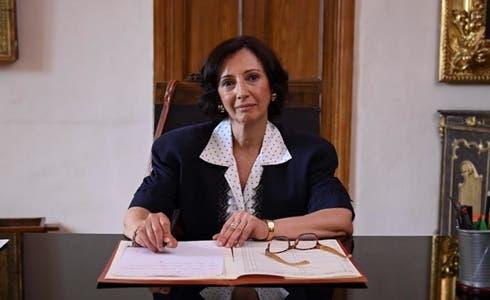 La Professoressa Maria Rosa Petolicchio