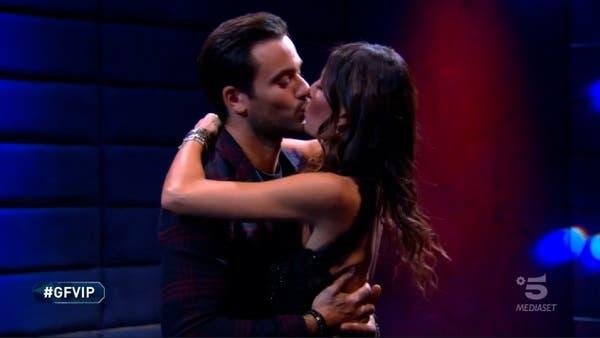 L'ultimo bacio tra Elisabetta e Pierpaolo - GF Vip 5