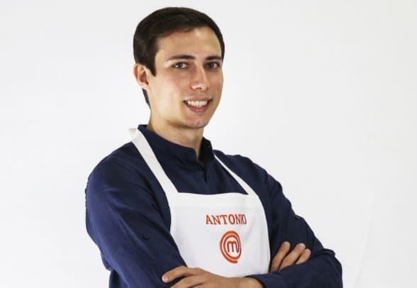 Masterchef 10 - Antonio