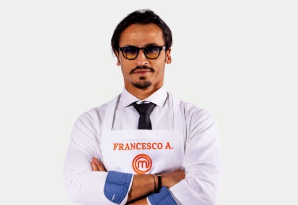 Masterchef 10 - Francesco A.