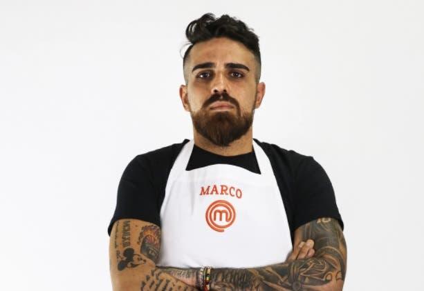 Masterchef 10 - Marco