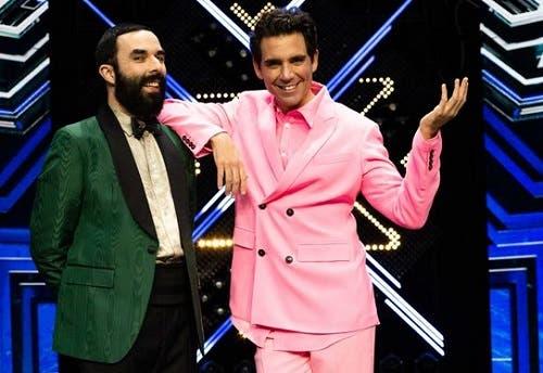 N.A.I.P. e Mika - X Factor 2020