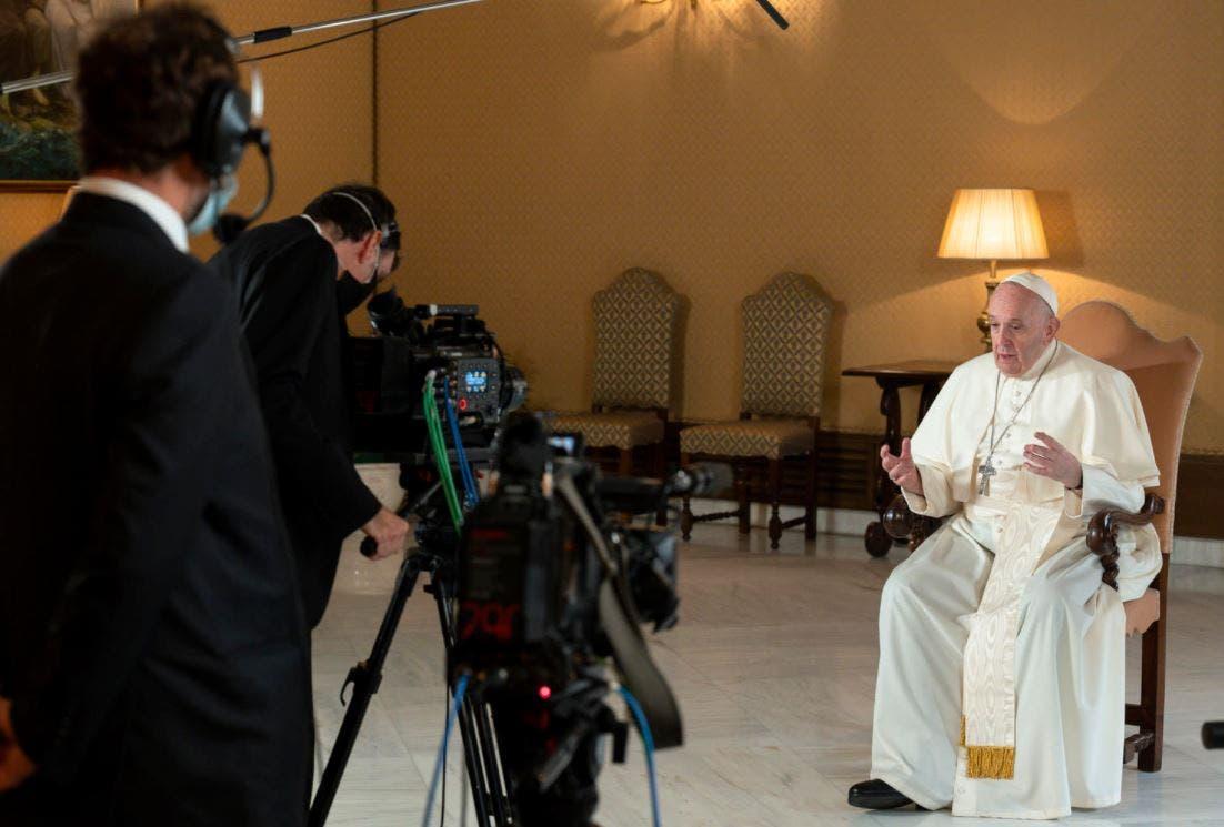 Papa Francesco: Netflix annuncia la serie basata sul suo libro