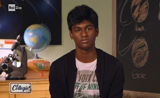 Rahul Teoli - Il Collegio 5