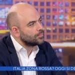 Roberto Saviano, La Vita in Diretta