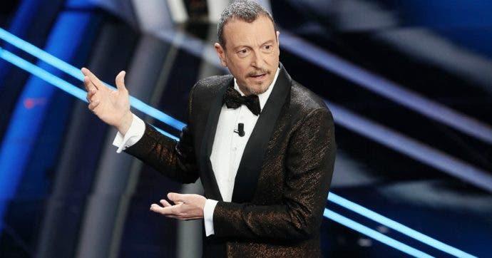 Sanremo 2021, Amadeus tuona in difesa del Festival: «O si fa al meglio o ci rivediamo nel 2022. Chi dice che il pubblico non serve fa un altro mestiere». Co conduttrice anche Matilda De Angelis