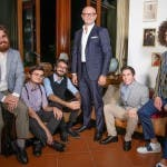 Andrea Pucci e i Secchioni