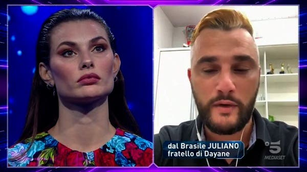 Dayane e Juliano - GF Vip 5