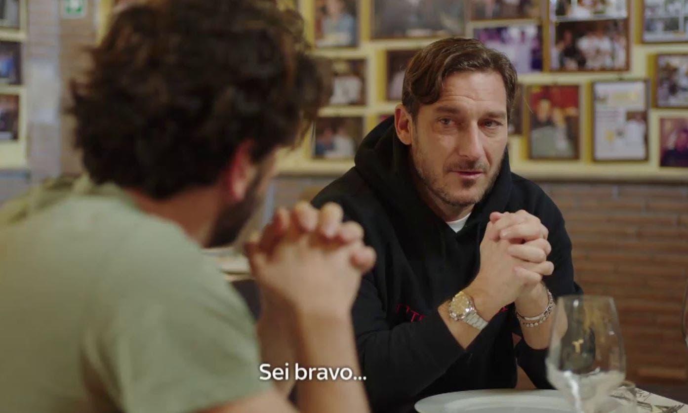 «Speravo de morì prima»: a marzo la serie su Totti – Video