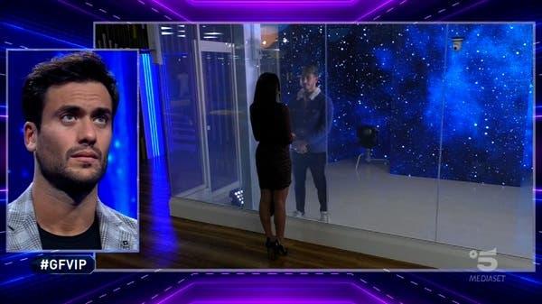 Giulia incontra il fratello di Pierpaolo - GF Vip 5