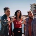 I Delitti del BarLume - Filippo Timi, Enrica Guidi e Stefano Fresi