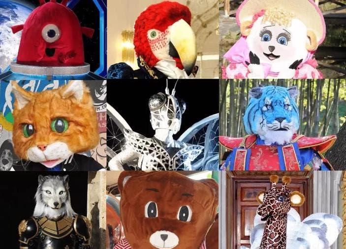Il Cantante Mascherato 2 - Le maschere