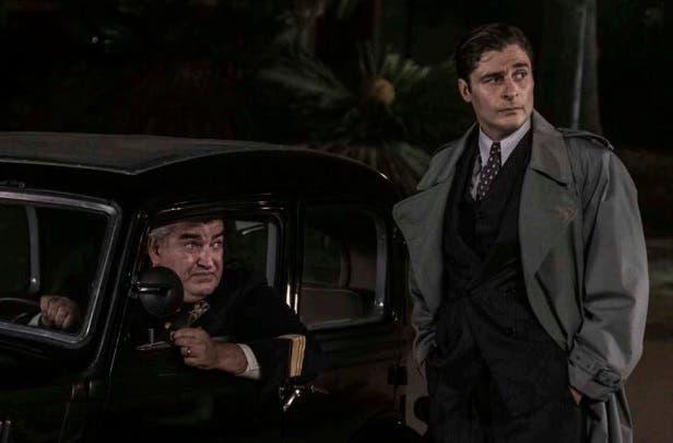 Il Commissario Ricciardi - Antonio Milo e Lino Guanciale