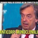 Le Iene, Roberto Burioni