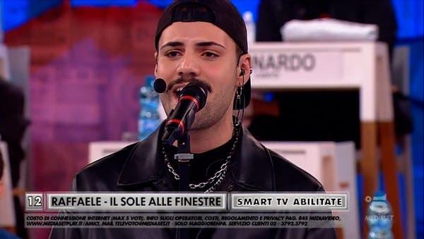 Raffaele - Amici 20