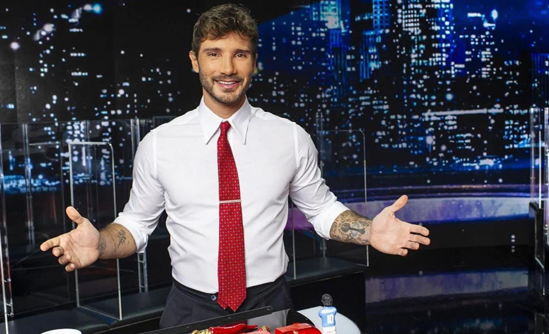 Stefano De Martino, confessione in diretta a