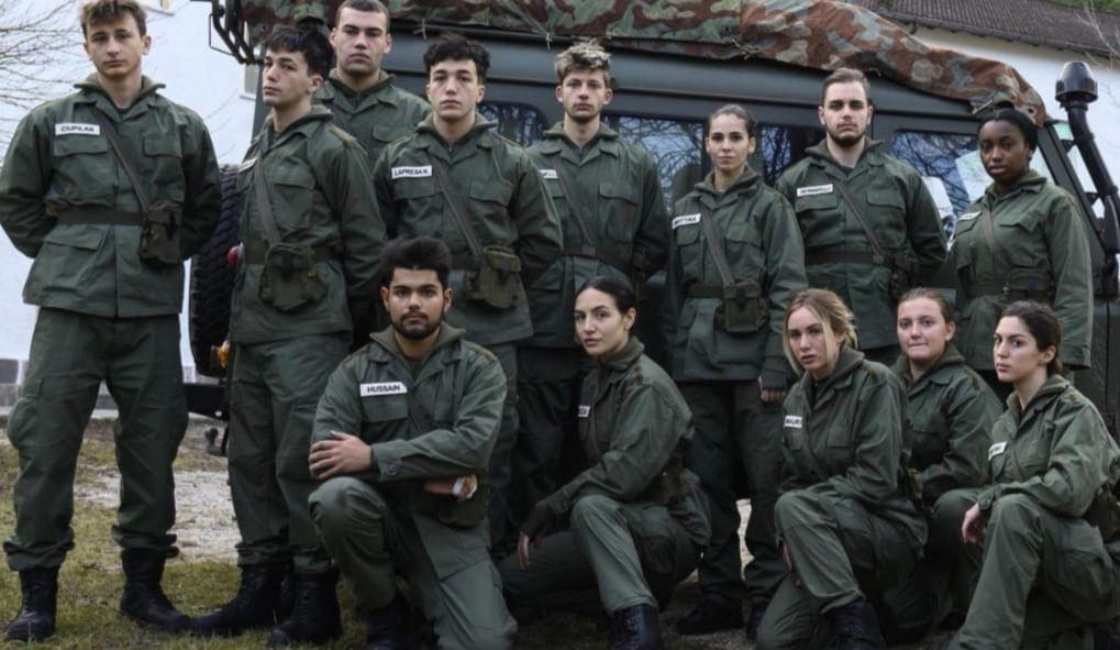 La Caserma, chi sono gli istruttori del nuovo programma di Rai Due