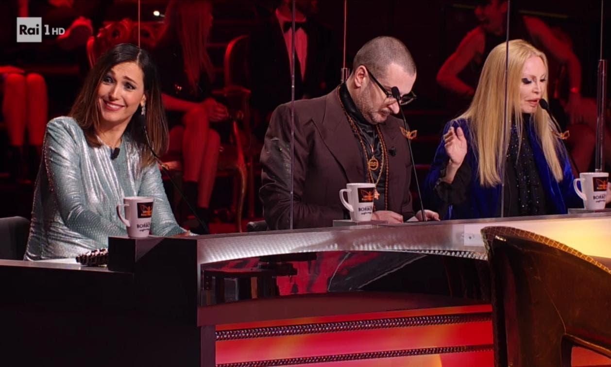 Caterina Balvio, Costantino Della Gherardesca e Patty Pravo