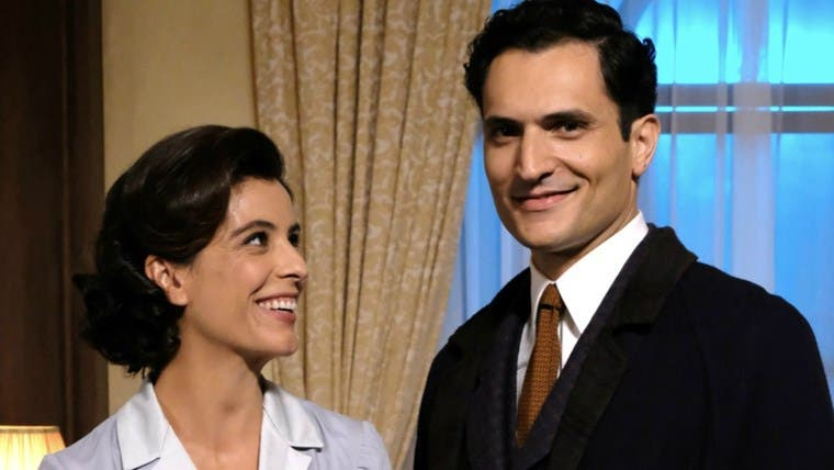 Caterina Bertone e Alessandro Tersigni