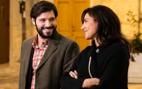 Lolita Lobosco - Filippo Scicchitano e Luisa Ranieri