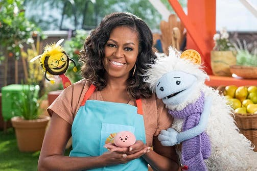 Michelle Obama - Waffles+Mochi