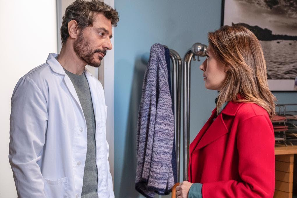 Mina Settembre - Giuseppe Zeno e Serena Rossi