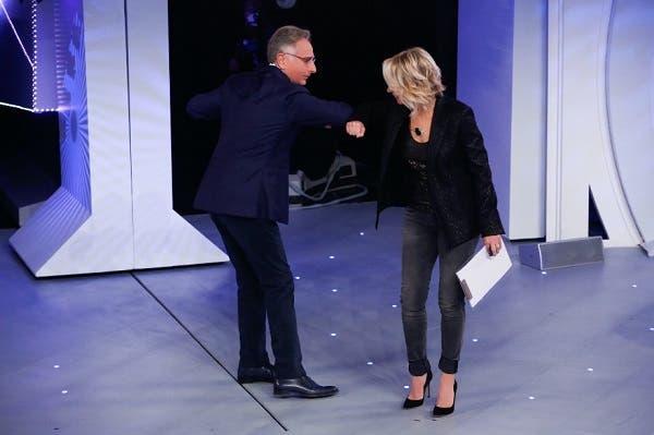 Paolo Bonolis e Maria De Filippi - C'è Posta per Te