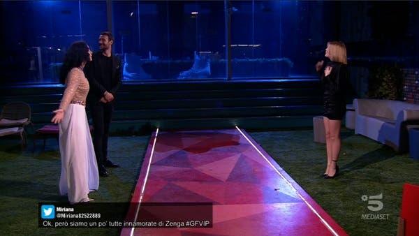 Rosalinda, Zenga e Alessia Zelletta - GF Vip 5