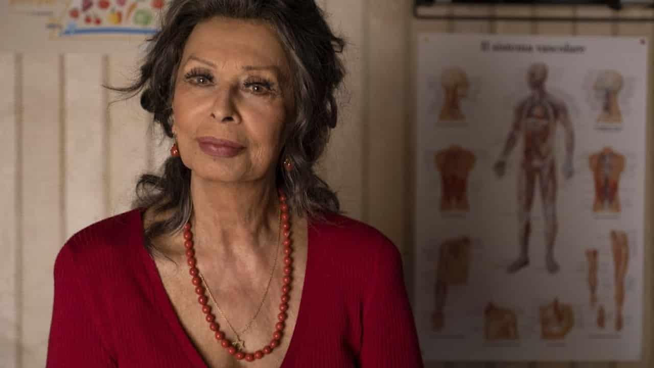 Sophia Loren - La Vita Davanti a Sè
