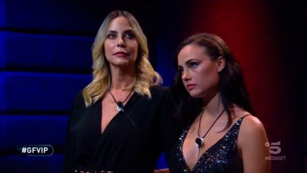 Stefania e Rosalinda - GF Vip 5
