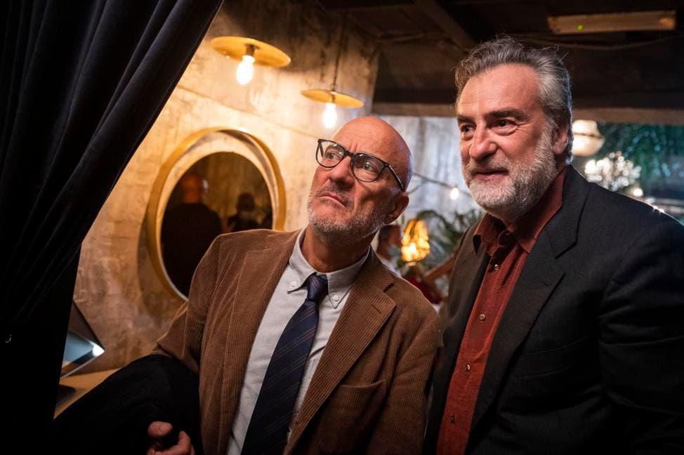 Tutta Colpa di Freud - Claudio Bisio e Max Tortora