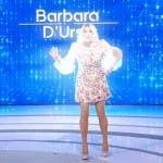 Vincenzo De Lucia imita Barbara D'Urso a Domenica In