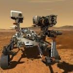 rover Perseverance, Mars 2020
