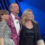 Amadeus, Amoroso, Emma - Sanremo 2021