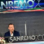 Amadeus, conferenza stampa Sanremo 2021