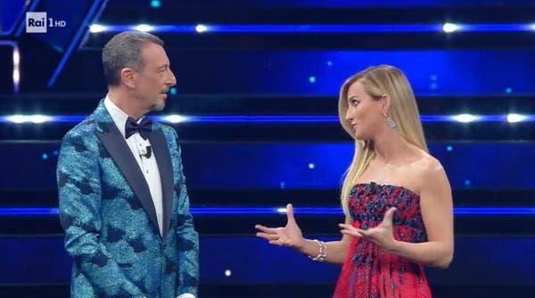 Sanremo 2021, quarta serata in diretta – Doppia esibizione per Renga