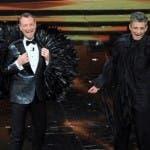 Amadeus e Fiorello - Sanremo 2021