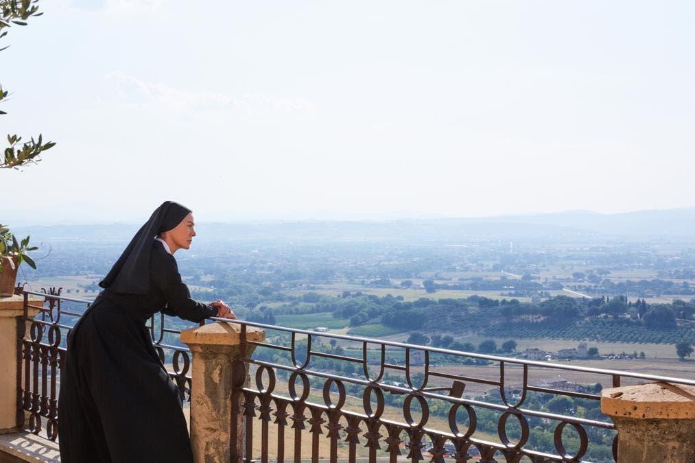 Che Dio ci Aiuti 6 - Elena Sofia Ricci ad Assisi