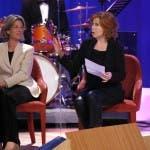 Costanzo Show, Claudia Fusani e Gabriella Germani