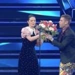 Francesca Michielin e Fedez - Terza serata Sanremo 2021 (da RaiPlay)